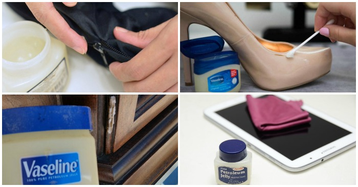 17 Uses for Vaseline That Are Borderline Genius