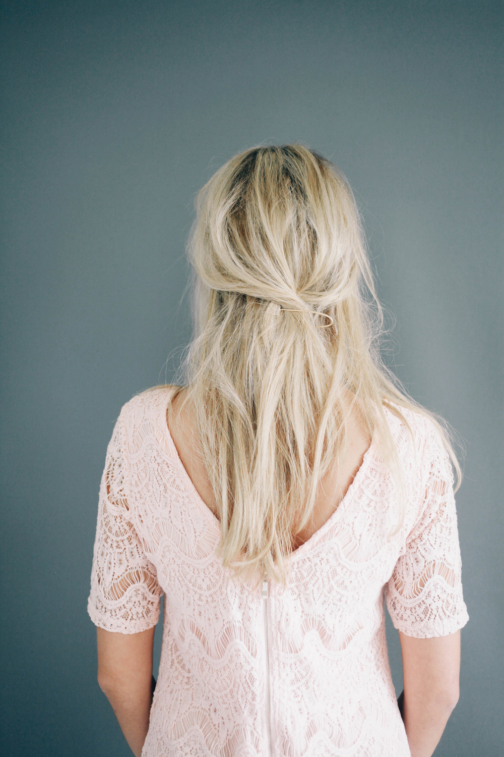 half up hairstyles 2
