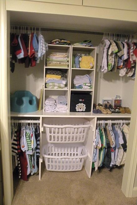 organize baby clothes 13