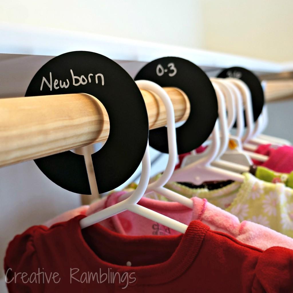 organize baby clothes 5