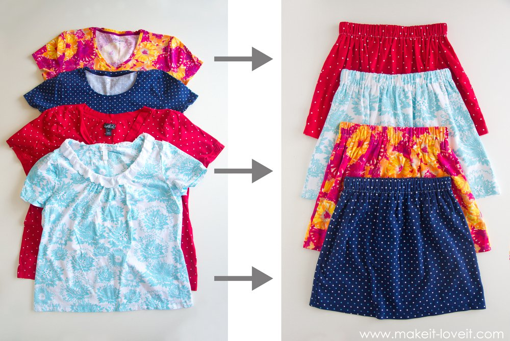 16 Cool Things To Make From Your Old T Shirts