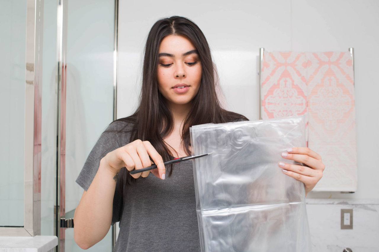 shower cleaning hacks 11