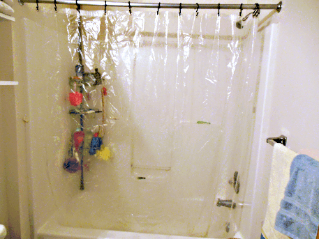 shower cleaning hacks 3