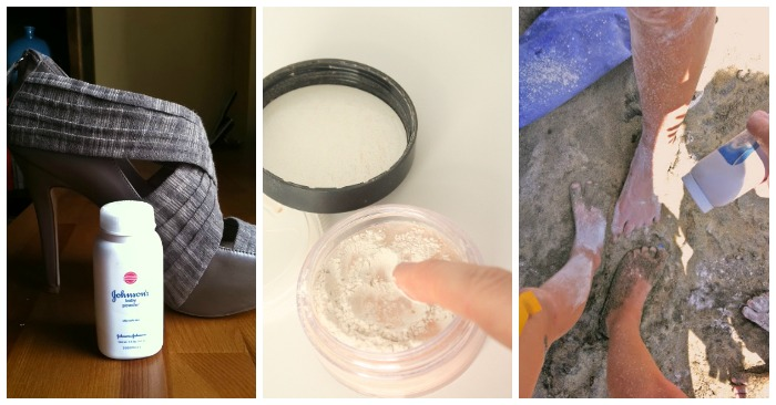 17 Ridiculously Clever Ways to Use Baby Powder