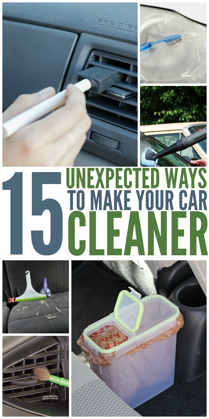 Whether you are trying to sell your car, or just give it a new car feel, these tricks, tips and DIY ideas will help you make your car look like you just drove it off the lot.