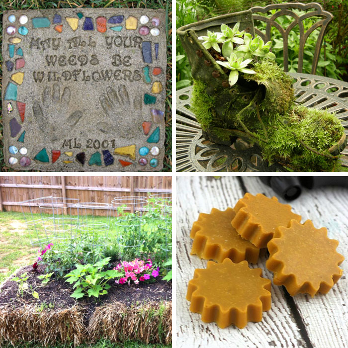 19 Genius Garden DIY Ideas