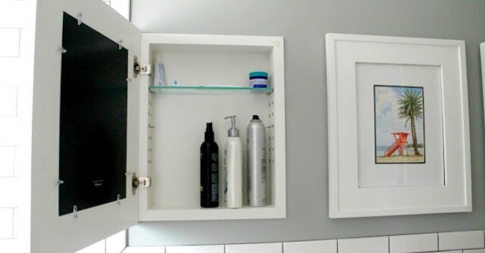 18 Clever Hidden Storage Ideas to Hide Clutter