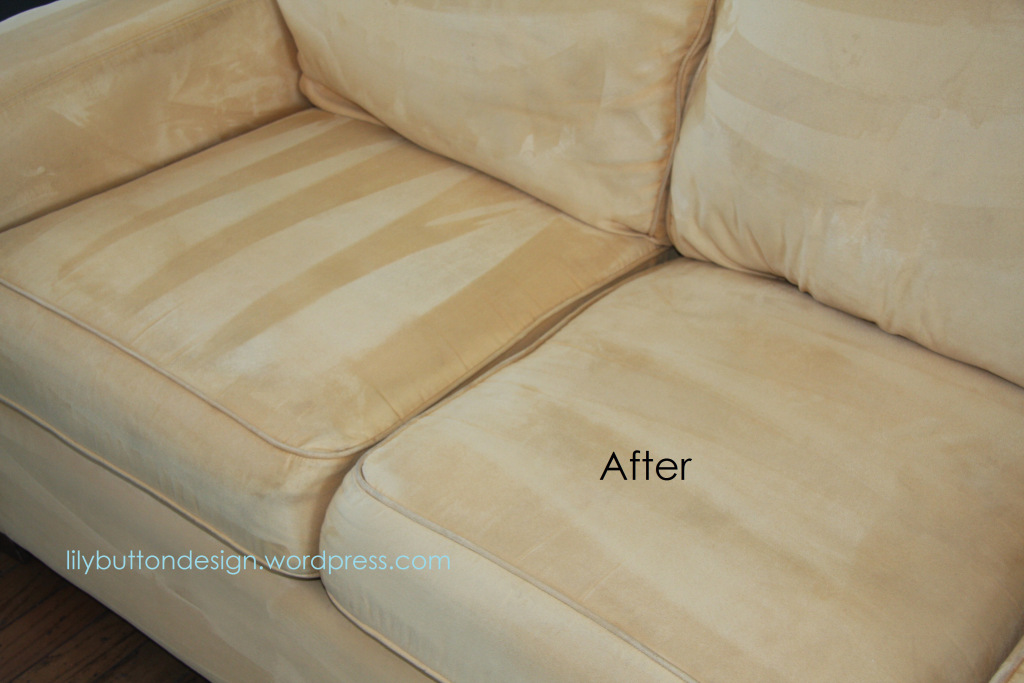 Best Way To Clean Stained Suede Furniture