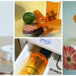 15 brilliant ways to reuse baby wipes containers for Things to do with pill bottles
