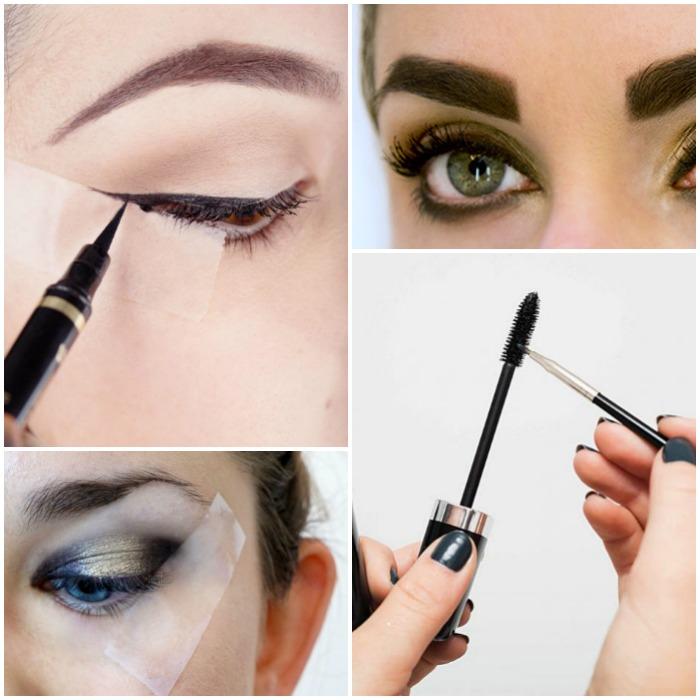 Makeup tips eyeliner and mascara