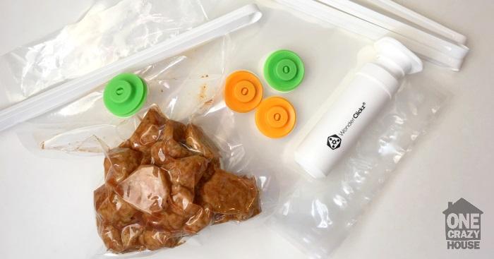 food saver storage system