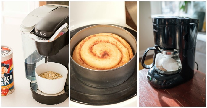 14 Foods to Cook Using Only Your Coffee Maker