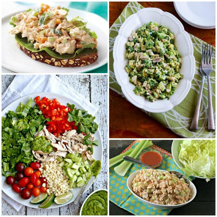 no cook rotisserie chicken ideas 4