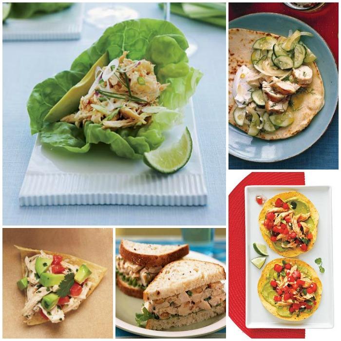 no cook rotisserie chicken recipes 1