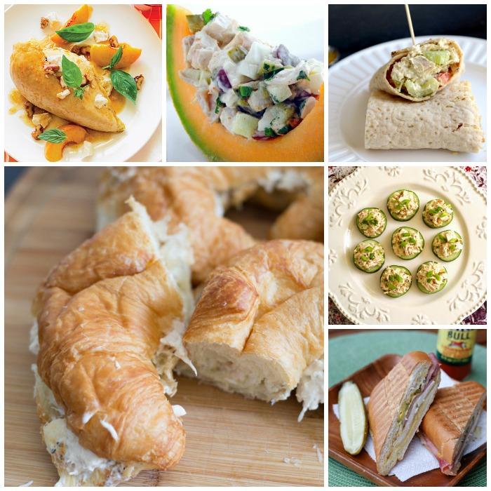 no cook rotisserie chicken recipes 5
