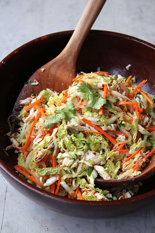Salad with chicken recipe ideas