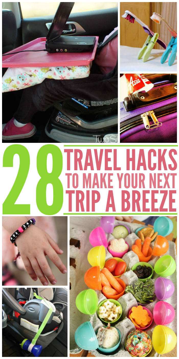 Trips are always stressful but these tips, tricks, and ideas can help make your next trip a lot more fun and enjoyable.