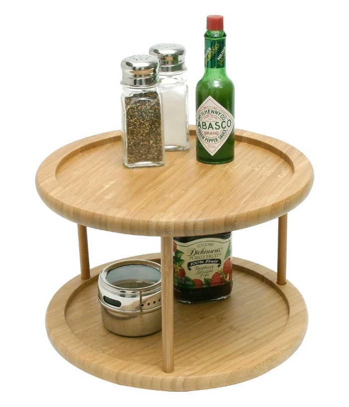 pantry turntable