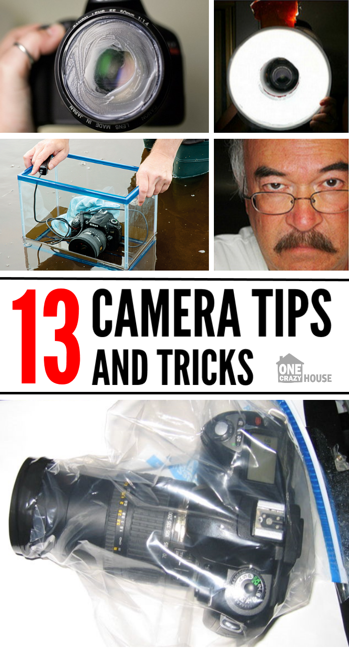 tips for how to use your camera