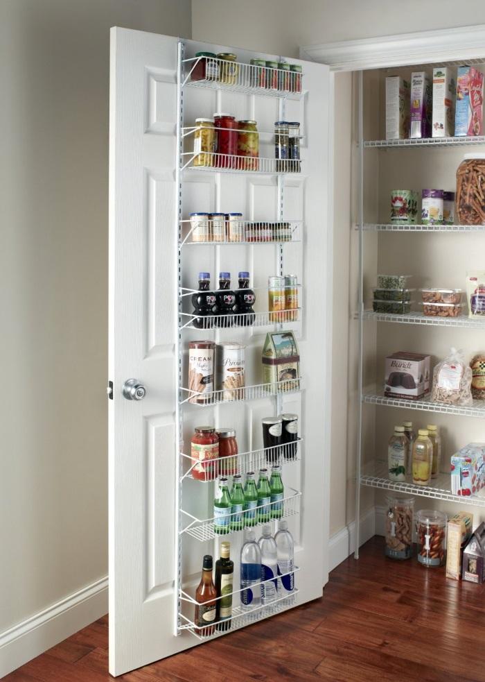 door unit to organize food