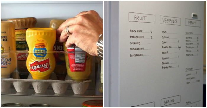 15 Life-Changing Fridge Organization Hacks