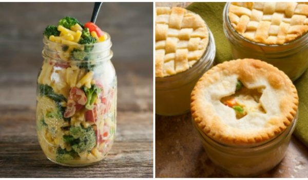 15 Amazing Mason Jar Meals to Eat on the Go