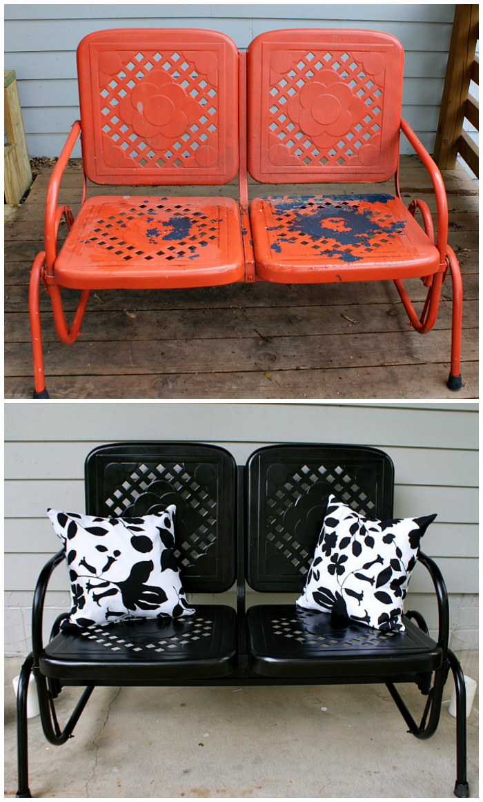 outdoor furniture makeovers 14
