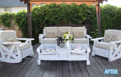 outdoor furniture makeovers 15