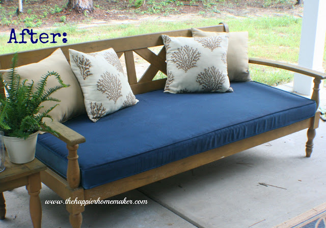 outdoor furniture makeovers 16