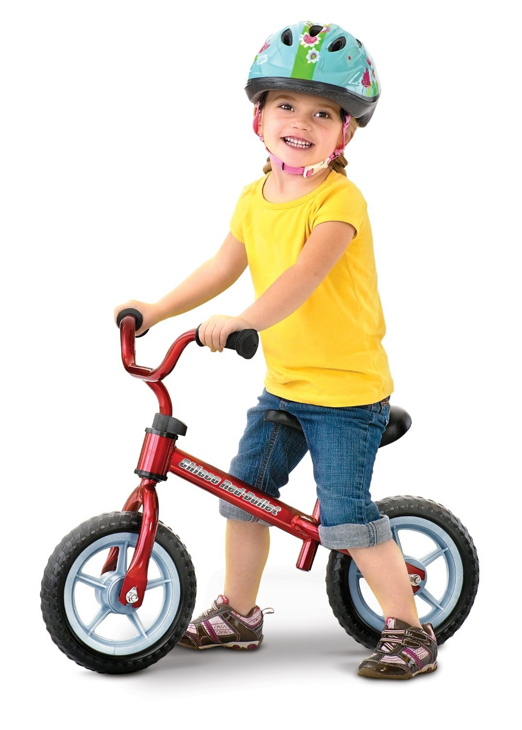 learn how to move your legs while riding a trike
