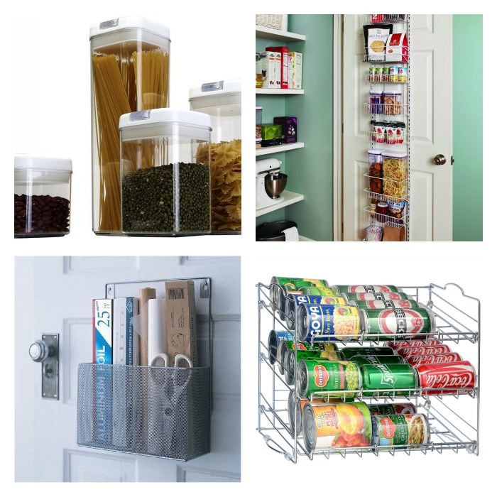 18 things that can organize my pantry | www.onecrazyhouse.com