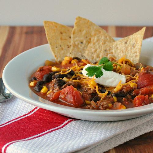 Freezer Meals-13-Black Bean Taco Soup