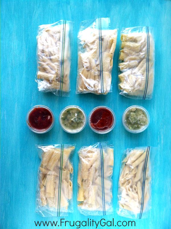 Freezer Meals-22-Individual Pasta