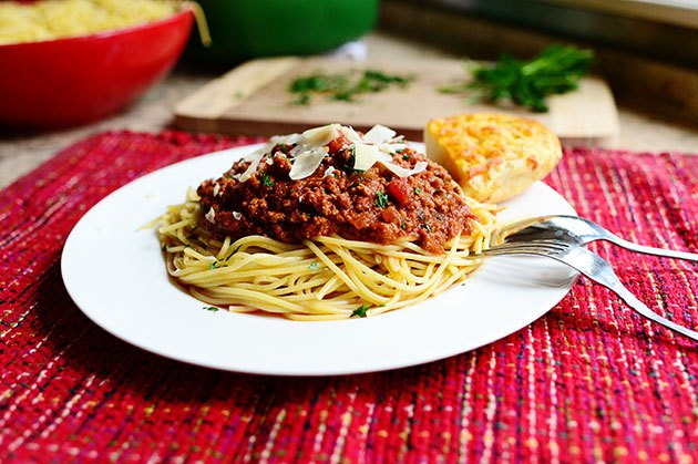 Freezer Meals-3-Spaghetti Sauce