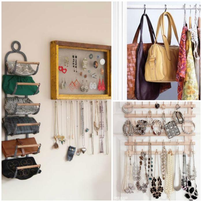 accessories organization ideas