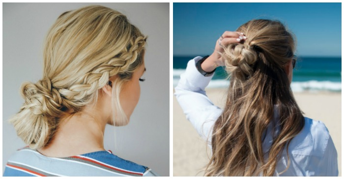 Beach Hairstyles shaggy surfer hair messy beach hairstyles 15 Gorgeous Beach Hair Ideas For Summer