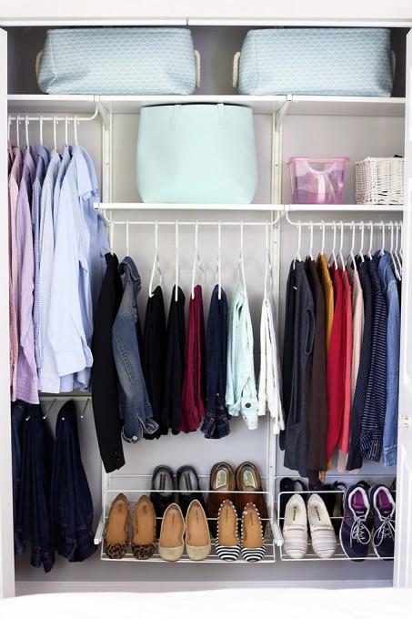 bedroom organization 18