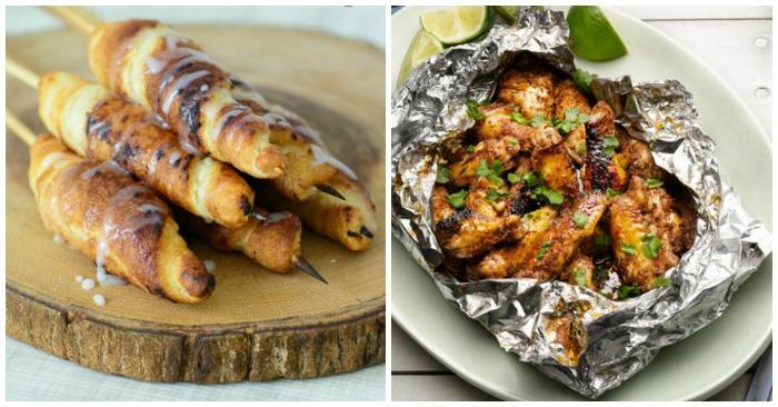28 Irresistible Camping Food Ideas