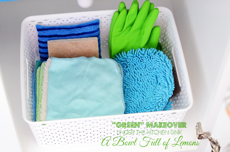 cleaning supplies organization 14
