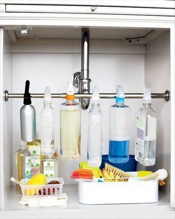 cleaning supplies organization 6