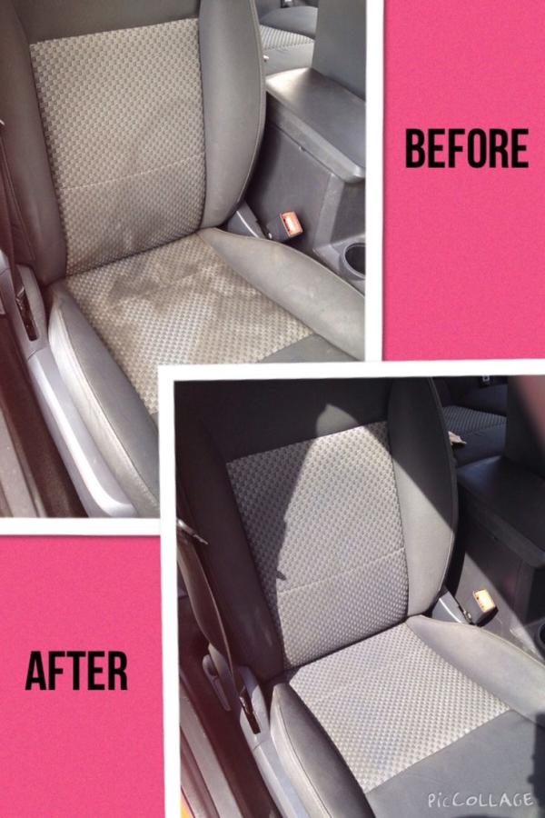 20 cleaning tips for neat freaks for How to clean interior car seats
