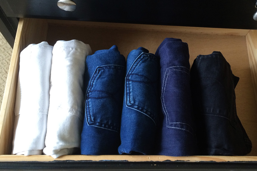 clothes storage 12