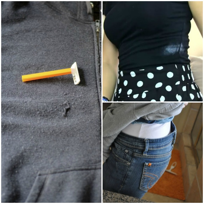 clothing hacks girls need to know