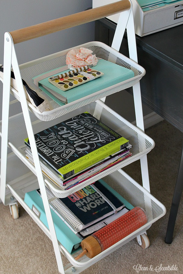 16 ideas for the most organized desk ever - Desk organization products ...