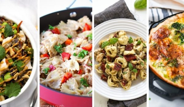 one pan meal ideas