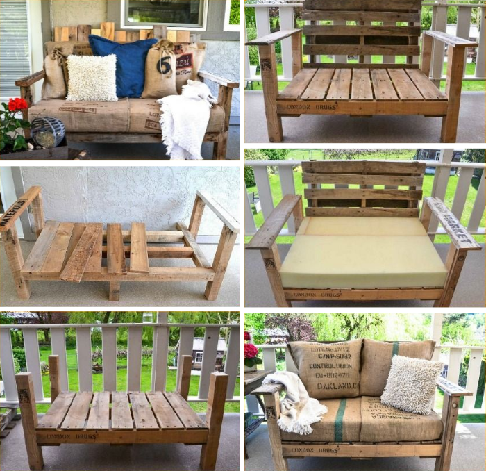 Got pallets these 17 diy pallet ideas are clever - Insanely easy clever diy projects home ...