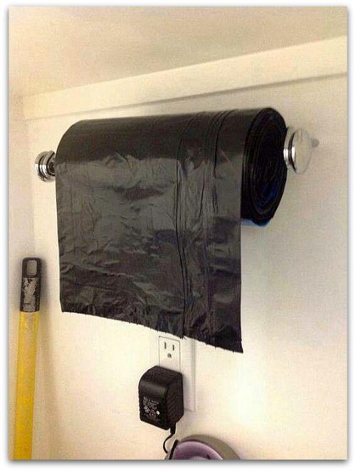 paper towel holder uses 7