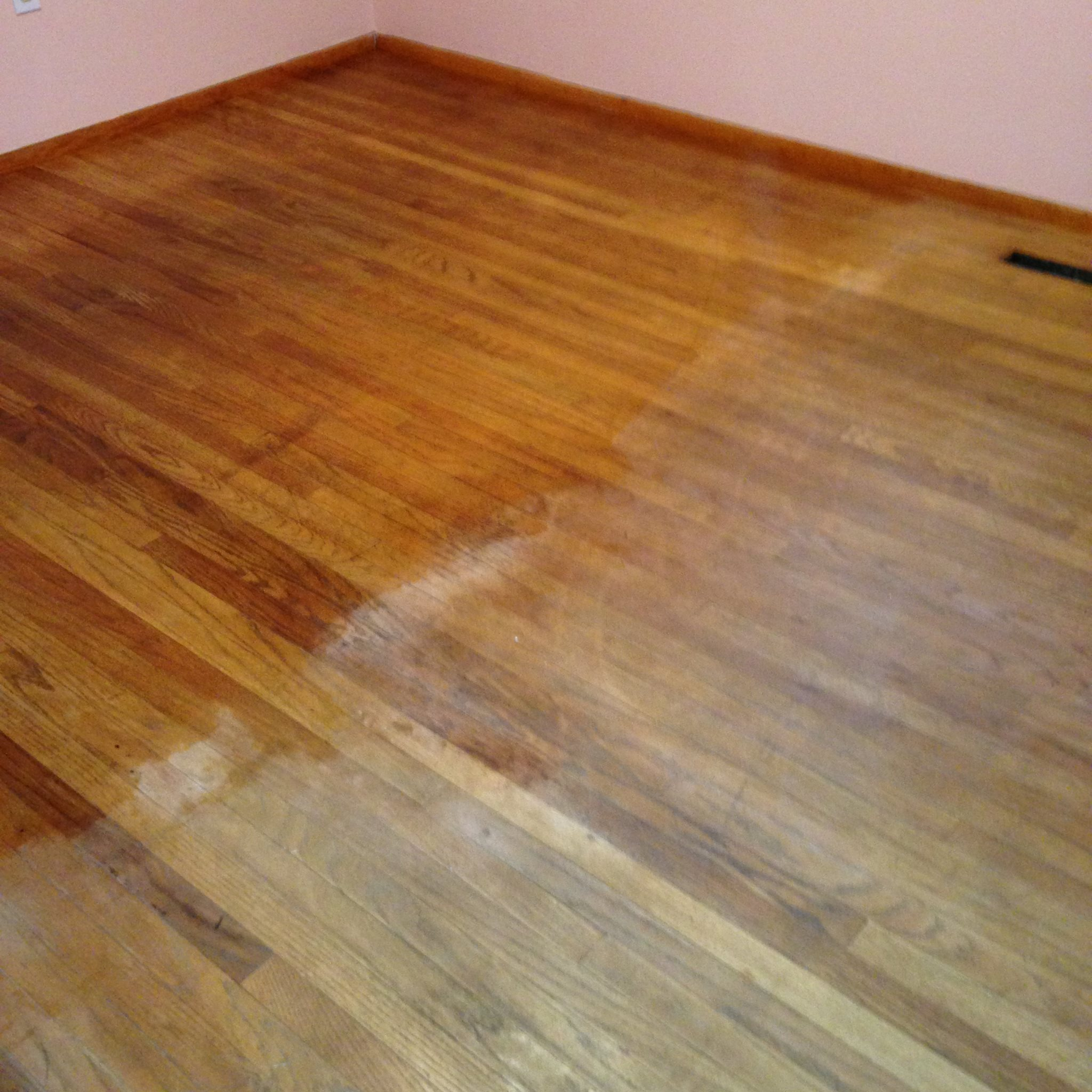 15 wood floor hacks every homeowner needs to know for Old english floor