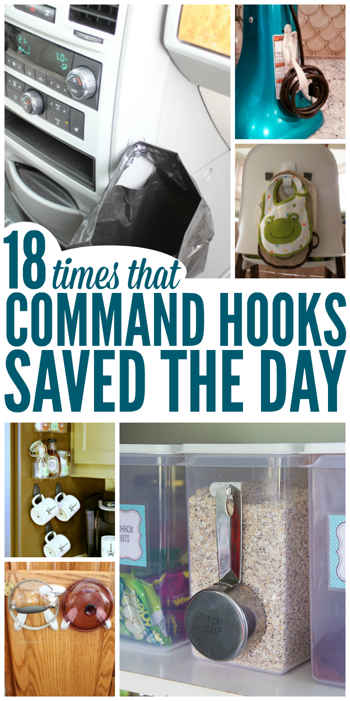 Command Hooks are amazing! These are just a few of the ways to use them that will totally change the way you do everything!