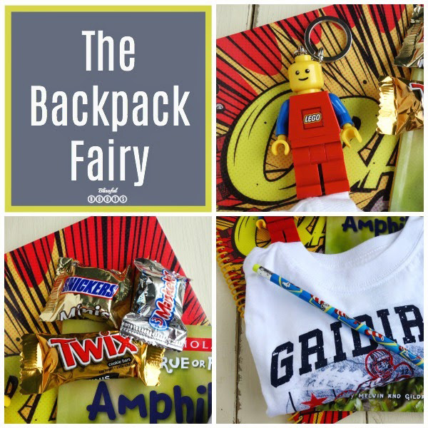 backpack fairy